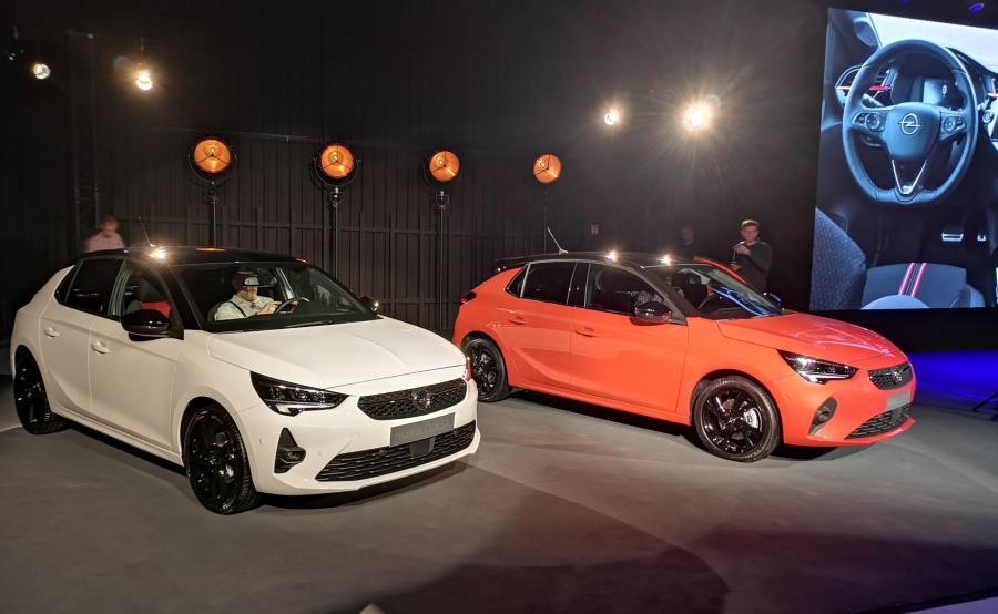 Opel Corsa - GS Line i Elegance