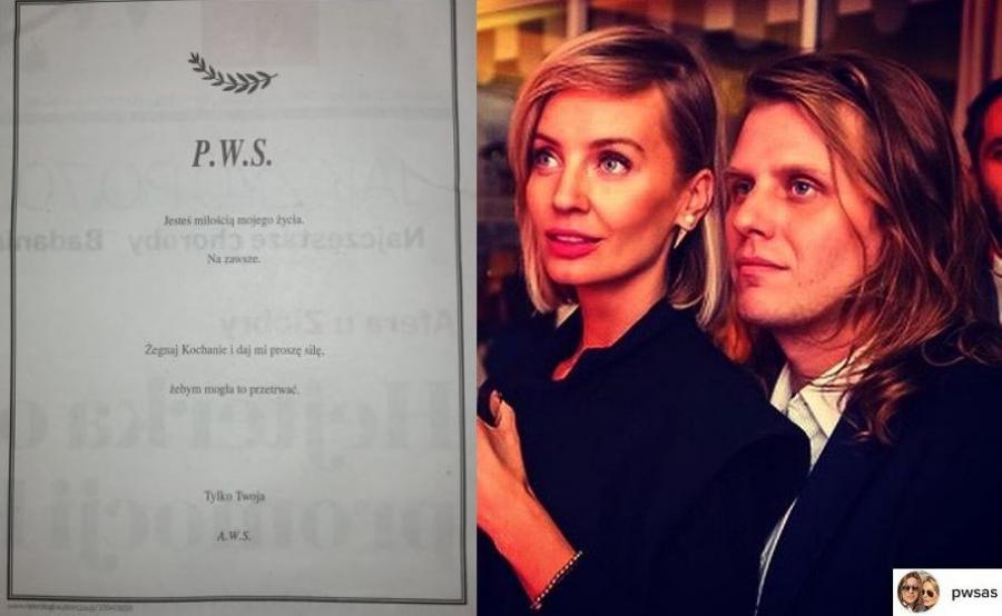 nekrolog, Agnieszka Woźniak-Starak i Piotr Woźniak-Starak