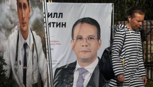 kandydaci do wyborów do moskiewskiej DUmy