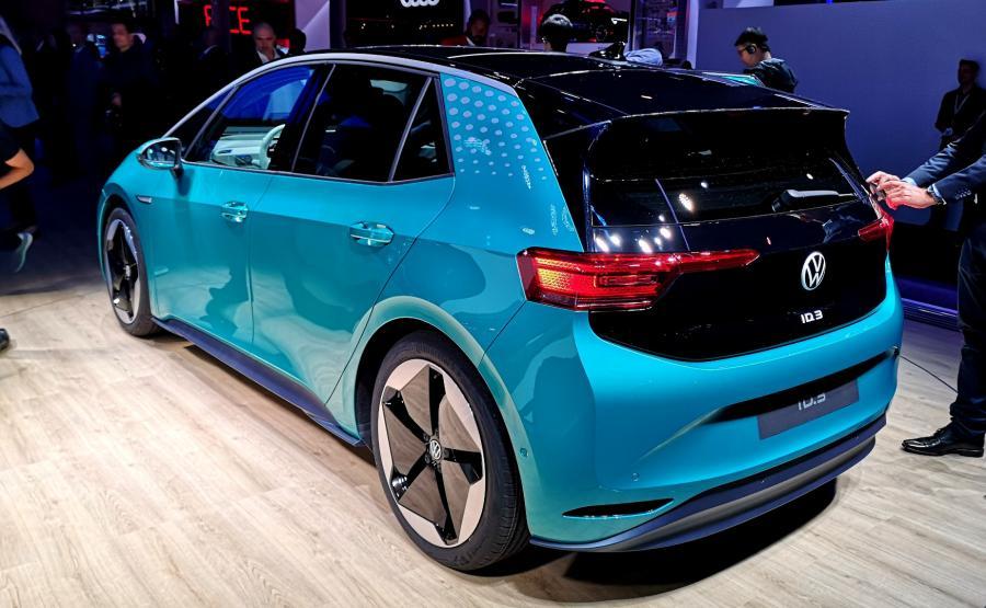 Volkswagen ID.3 na nowo definiuje pojęcie personalizacji – sporo elementów wyposażenia dodatkowego można dokupić w dowolnym momencie użytkowania auta