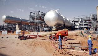 Saudyjskie instalacje naftowe