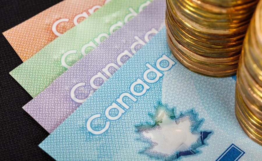 Kanadyjskie dolary