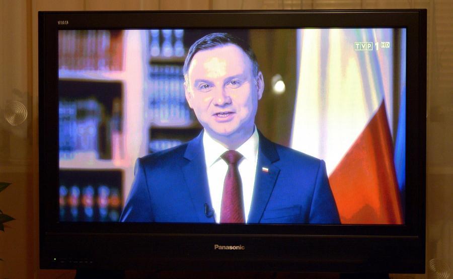 Orędzie prezydenta Andrzeja Dudy