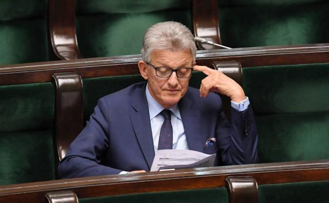 Stanisław Piotrowicz, kandydat PiS do Sejmu