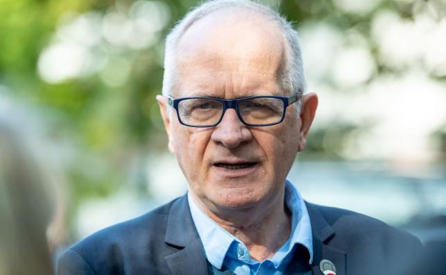 Krzysztof Czabański, kandydat PiS do Sejmu