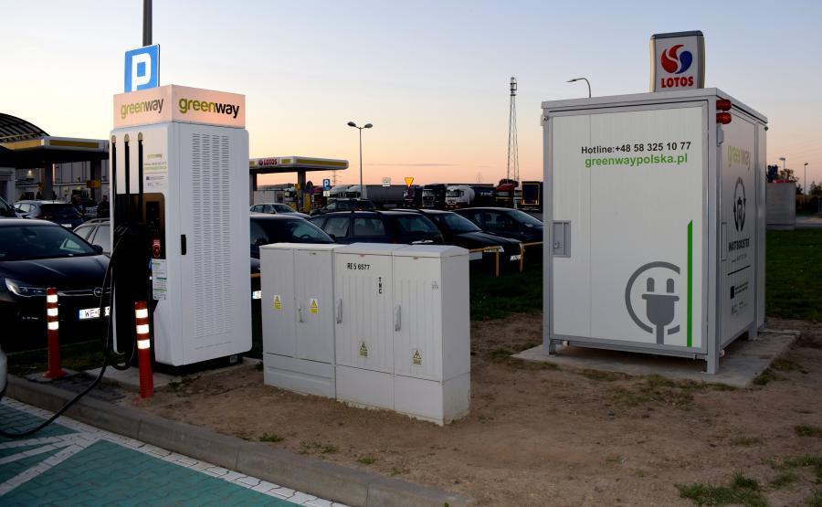 WattBoostery zostaną uruchomione przy nowych stacjach