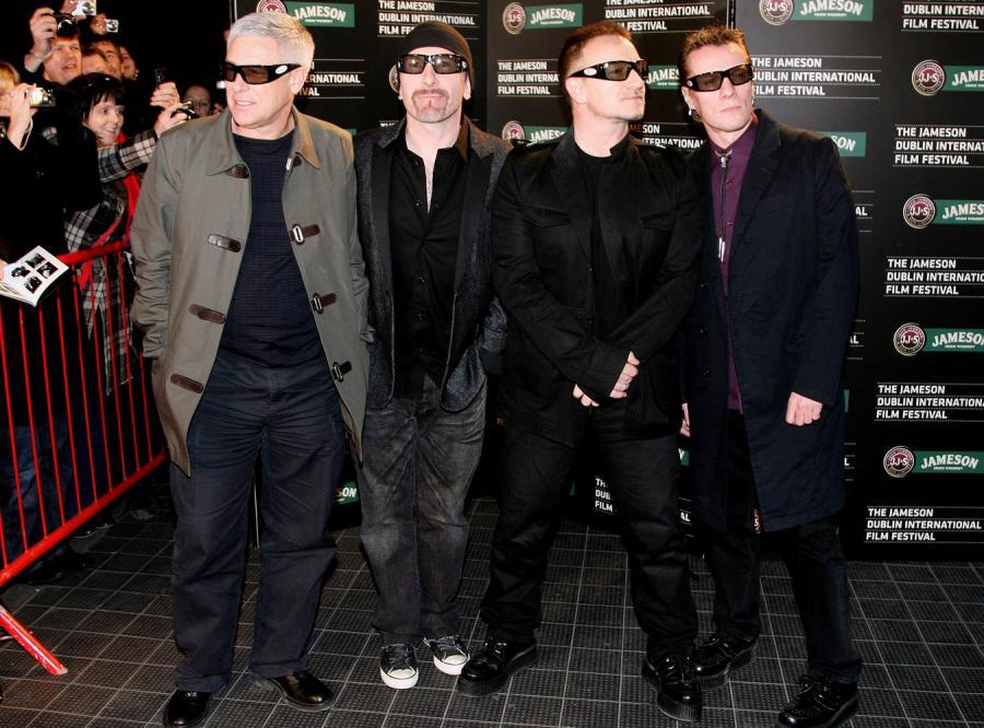 Polska premiera nowego albumu U2 w Poznaniu