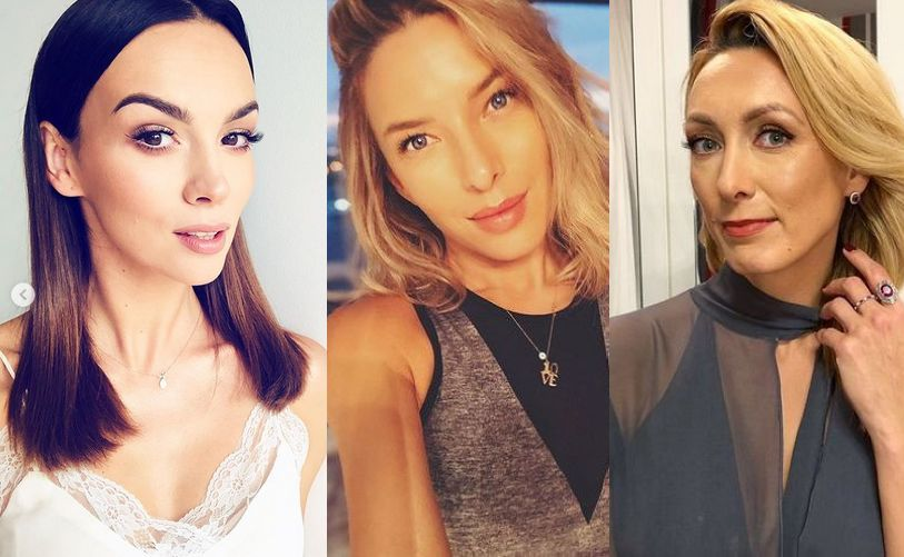 Paulina Krupińska, Ewa Chodakowska, Anna Kalczyńska
