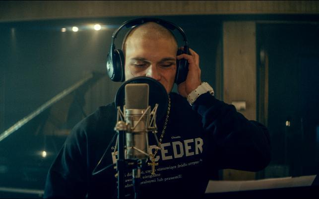 """Kadr z filmu """"Prceder"""" fot. Wojciech Węgrzyn"""