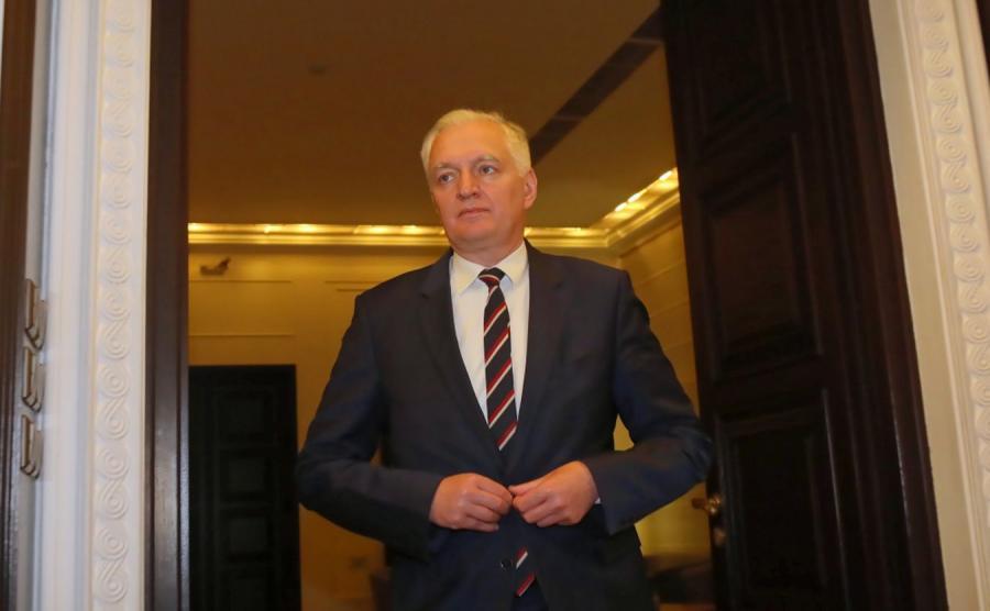 Jarosław Gowin wicepremier