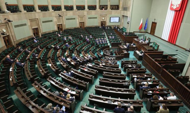 Sejm wyraża zgodę na