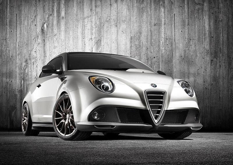 Nowa Alfa Romeo MiTo GTA zdradzona