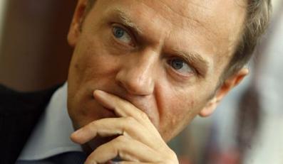 Tusk: Za politykę zagraniczną odpowiadam ja