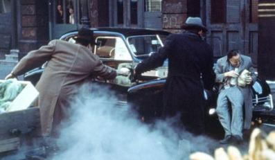 Ojciec chrzestny (The Godfather) - film sensacyjny, USA 1972fot. TVN / Paramount