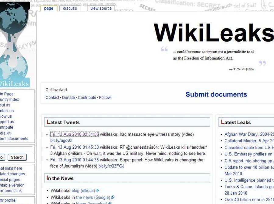 Przecieki publikowane przez serwis Wikileaks doprowadziły do zamieszek w Tunezji - przypuszczają publicyści