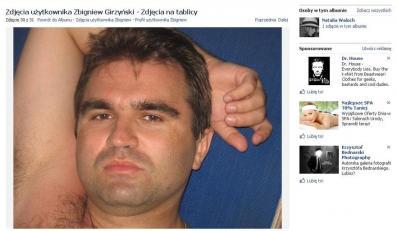 Zbigniew Girzyński na Facebooku