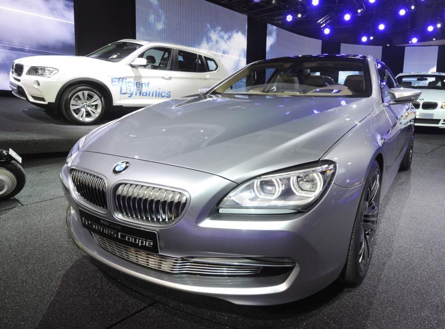 Ekspozycja BMW