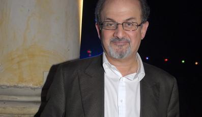 Sir Salman Rushdie napisze autobiografię