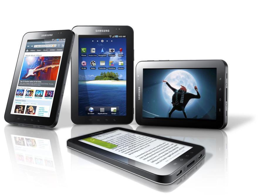 Samsungowa odpowiedź na iPada już w Polsce