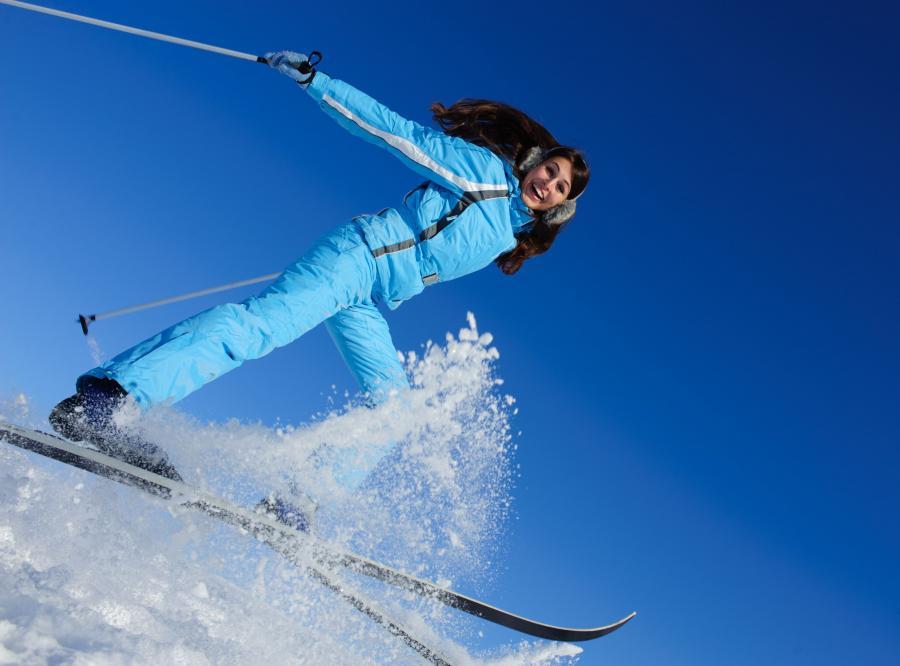 Styczeń pełen narciarskich wypadków