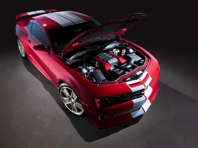 Chevrolet Camaro - maszyna gorąca jak wulkan