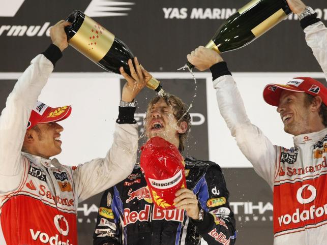 Sebastian Vettel mistrzem świata F1