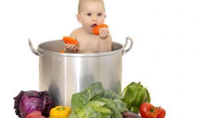 Dieta dziecka determinuje jego życie