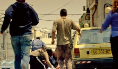 """Akcja nominowanego do Oscara """"Ajami"""" rozgrywa się w jednej z dzielnic Tel-Awiwu"""