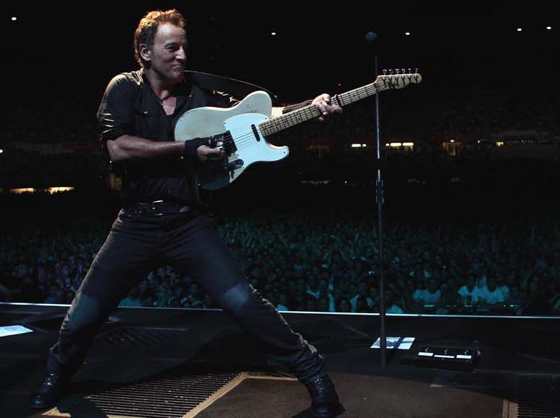 Bruce Springsteen nową płytę nagra ze starymi kumplami