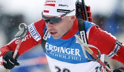 Tomasz Sikora piąty w szwedzkim Oestersund