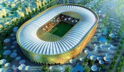 Tak będzie wyglądał Qatar University Stadium