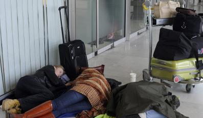 Na lotnisku Roissy pod Paryżem odwołano 30 proc. lotów