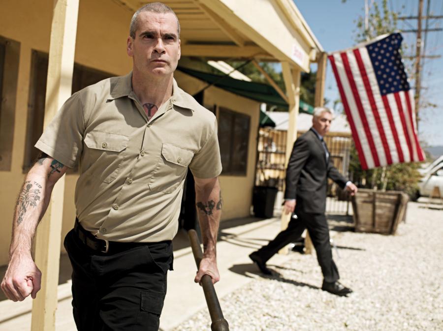 Henry Rollins w serialu \