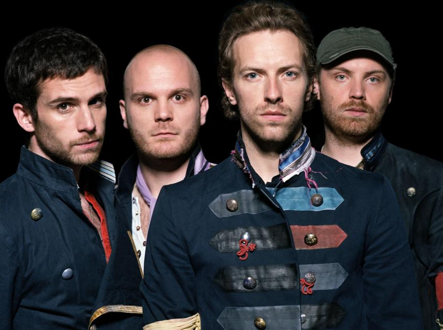 Coldplay na Lollapaloozie
