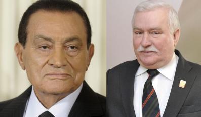 """""""Mubarak nie mógł uwierzyć, że Wałęsa przegrał wybory"""""""