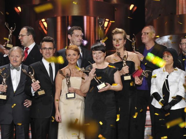 Laureaci Telekamer 2011
