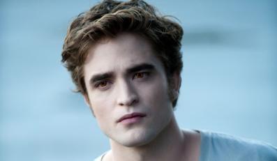 """Robert Pattinson w """"Zmierzchu"""""""
