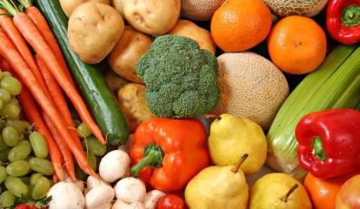 Dzieci jedzą za mało warzyw