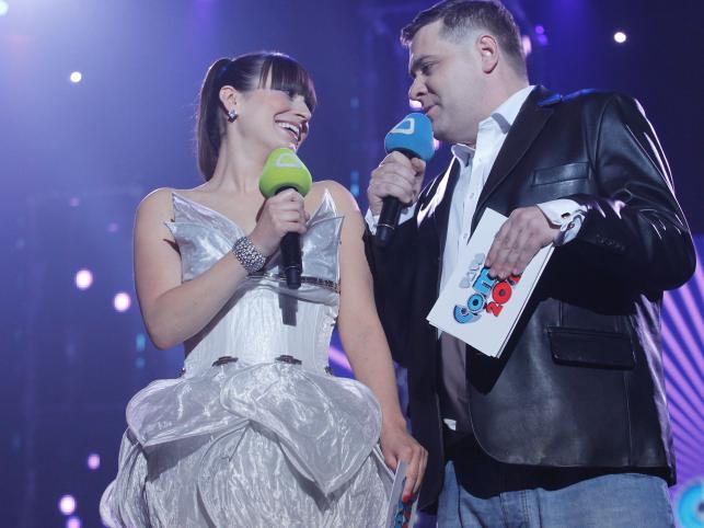 Kasia Kępka i Tede