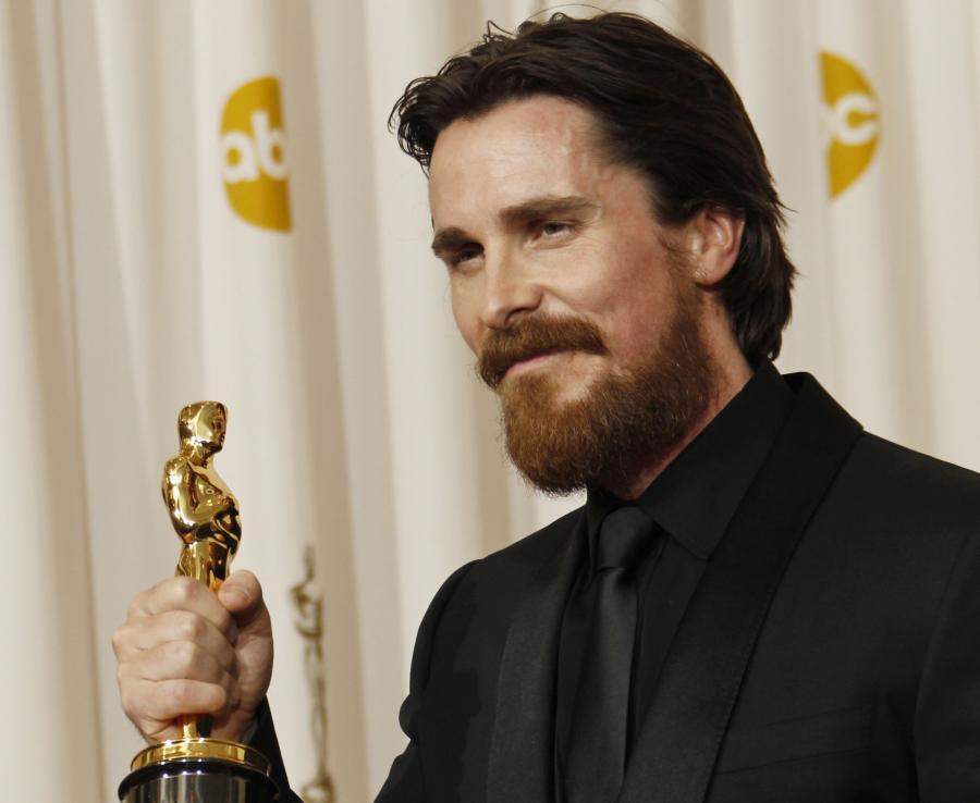 Christian Bale najlepszy na drugim planie