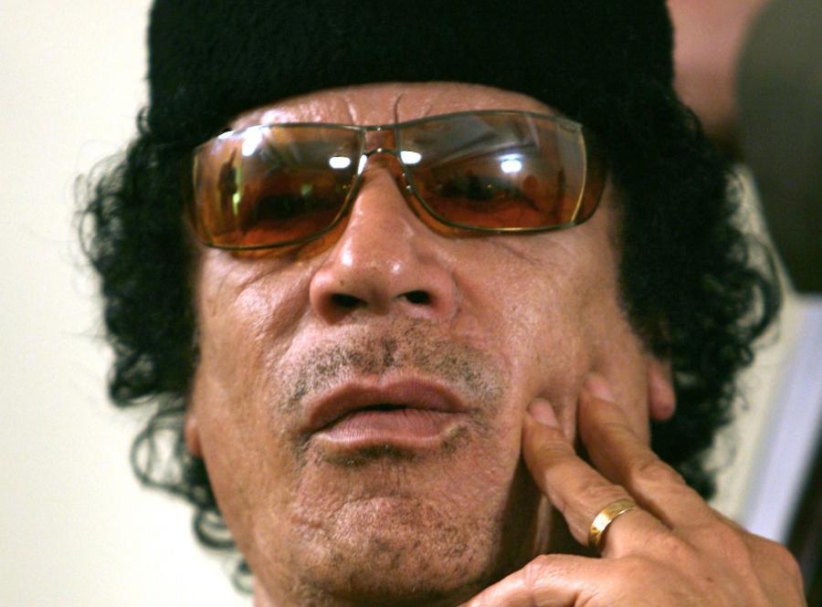 Polska także uderzy w Kadafiego? Narada premiera z prezydentem