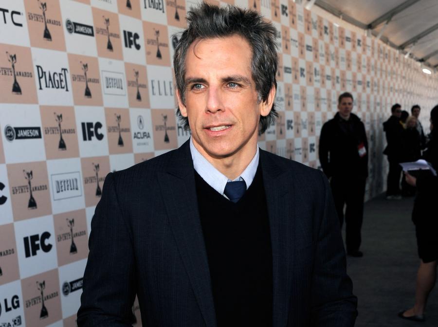 Ben Stiller stanie za kamerą filmu \