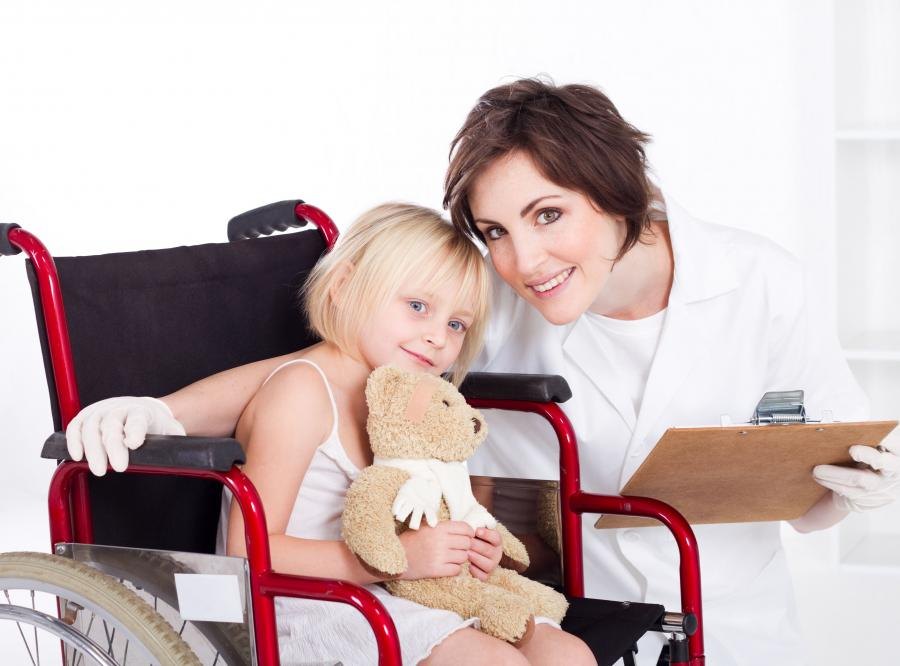 Rodziny wychowujące niepełnosprawne dzieci potrzebują pomocy
