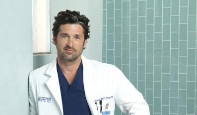 """Patrick Dempsey w serialu """"Chirurdzy"""""""