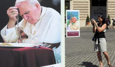 Na beatyfikację papieża Jana Pawła II przyjedzie do Rzymu prawdopodobnie około 80 tysięcy Polaków