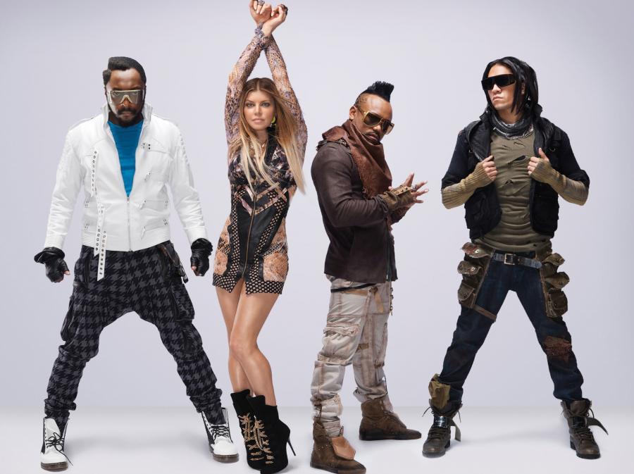 The Black Eyed Peas zabiera się do pracy