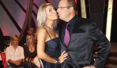 Katarzyna Skrzynecka i Piotr Gąsowski