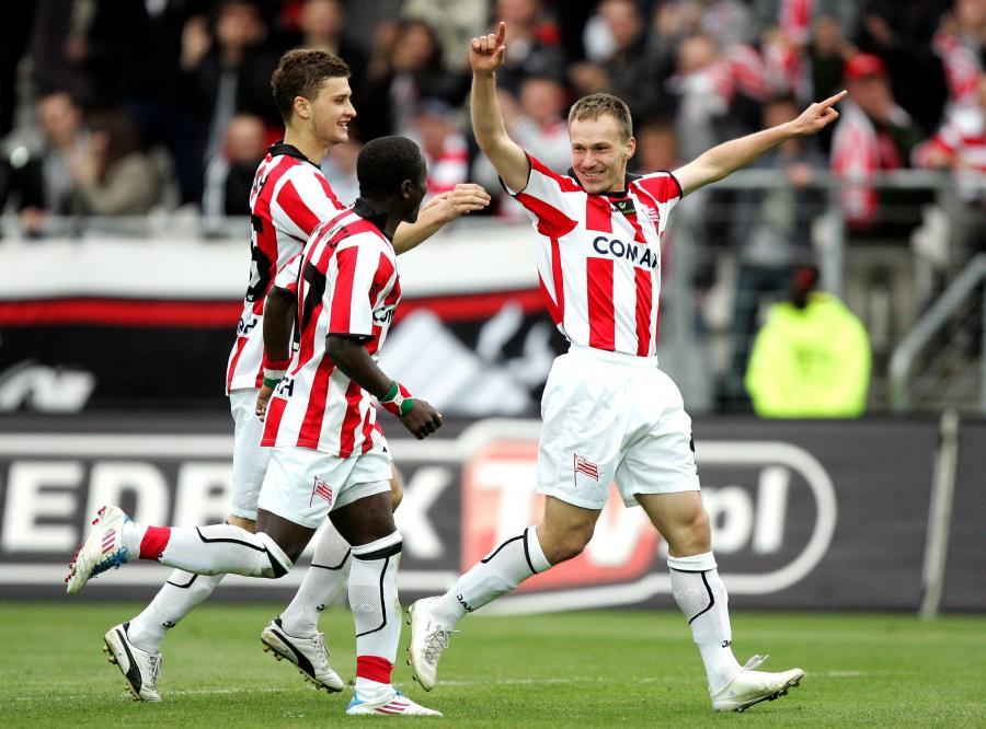 Piłkarze Cracovii nadal moga utrzymać się w Ekstraklasie