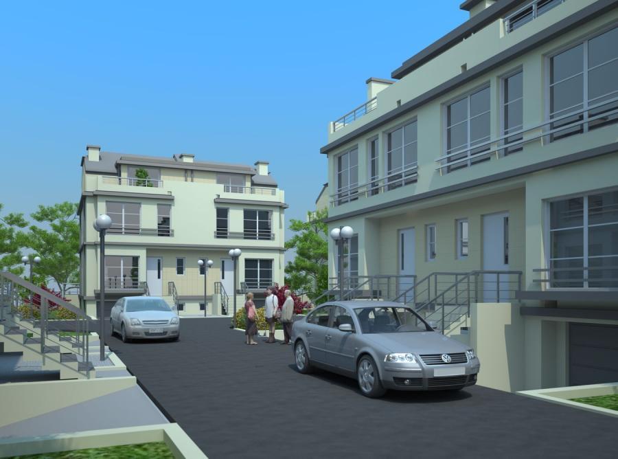 Nowe, prestiżowe osiedle w Warszawie