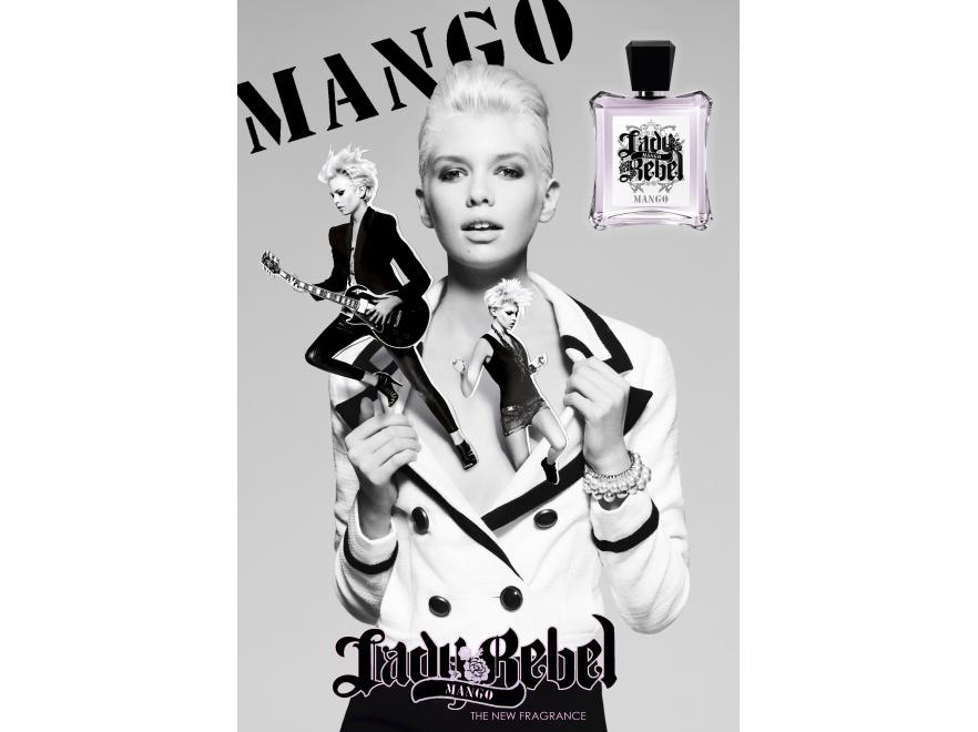 Celebruj dwoistość kobiecej natury z perfumami Lady Rebel MANGO